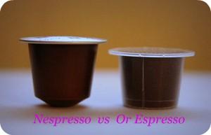 1869408666 Les capsules lOr Espresso VS Nespresso!
